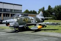 Photo: Luftwaffe, Fiat G-91, 9945