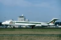 Photo: ATI, McDonnell Douglas MD-80, I-DAVB