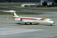 Photo: Iberia, McDonnell Douglas MD-87, EC-EXF