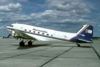 Photo: Northern Air, Douglas C-47, C-FQBI