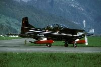 Photo: Private, Pilatus PC-7, HB-HMR