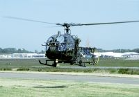 Photo: Belgium - Army, Sud Aviation SA-318 Alouette II, A77