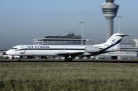 Photo: Air Littoral, Fokker F100, PH-KLI
