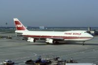 Photo: Trans World Airlines (TWA), Boeing 747-100, N93104