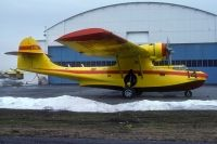 Photo: Quebec Government, Consolidated Vultee PBY-5 Catalina, C-FPQM