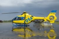 Photo: Delta Systems - Air (DSA), Eurocopter EC135, OK-DSE