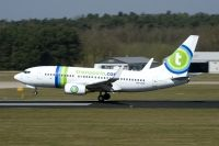 Photo: Transavia, Boeing 737-700, PH-XRV