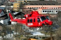 Photo: Heli Austria, Bell 412, OE-XYY