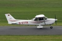 Photo: Private, Cessna 172, D-ETTR