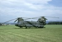 Photo: Royal Air Force, Boeing CH-47 Chinook, ZA707