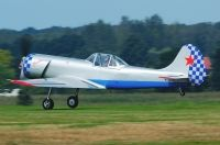Photo: Privately owned, Yakovlov Yak-50, RA-3446K