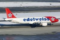 Photo: Edelweiss Air, Airbus A320, HB-IHZ
