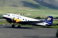 Photo: Icelandair, Douglas C-47, TF-NPK