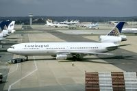 Photo: Continental Airlines, McDonnell Douglas DC-10-30, EI-DLA