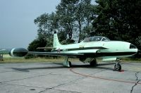 Photo: Royal Netherlands Air Force, Lockheed T-33 Shooting Star, M-52