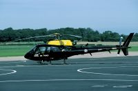 Photo: Royal Air Force, Eurocopter AS350B Ecureuil, ZJ271