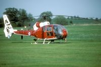 Photo: Royal Navy, Westland Gazelle, XW853