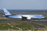Photo: Thomson Holidays, Boeing 757-200, G-BYAW