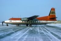 Photo: WDL Aviation, Fokker F27 Friendship, D-BAKI