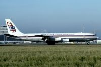 Photo: Trans Arabian Air Transport, Boeing 707-300, ST-AMF