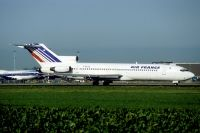 Photo: Air France, Boeing 727-200, F-BPJO