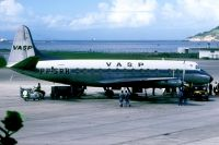 Photo: VASP, Vickers Viscount 700, PP-SRH