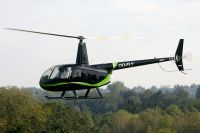Photo: Private, Robinson R44, OO-FLY