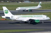 Photo: Germania, Airbus A319, D-AHIL
