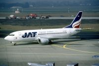 Photo: JAT - Yugoslav Airlines, Boeing 737-300, YU-ANW