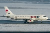 Photo: BelleAir Europe, Airbus A319, EI-LIR