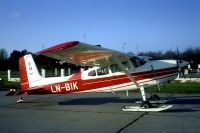 Photo: Private, Cessna 180, LN-BIK
