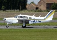 Photo: Privately owned, Piper PA-28 Cherokee, G-BAIH