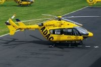 Photo: ADAC Luftrettung, Eurocopter EC145, D-HWVS