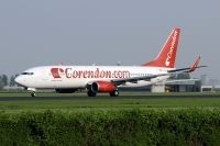 Photo: Corendon, Boeing 737-800, TC-TJH
