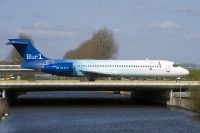 Photo: Blue1, Boeing 717, OH-BLO