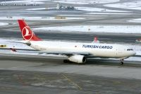 Photo: Turkish Airlines Cargo - THY, Airbus A330-200, TC-JDR