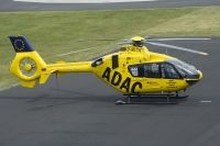 Photo: ADAC Luftrettung, Eurocopter EC135, D-HLCK