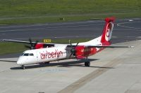 Photo: Air Berlin, De Havilland Canada DHC-8 Dash8 Series 400, D-ABQN