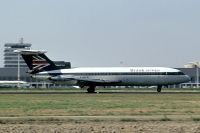 Photo: British Airways, Hawker Siddeley HS121 Trident, G-AVFM