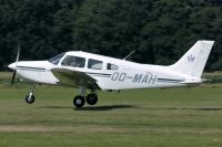 Photo: Untitled, Piper PA-28 Warrior, OO-MAH
