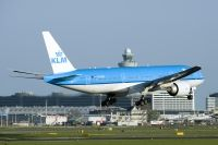 Photo: KLM - Royal Dutch Airlines, Boeing 777-200, PH-BQC