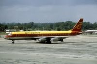 Photo: Air Spain, Douglas DC-8-21, EC-BZQ