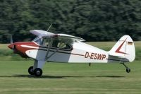 Photo: Private, Piper PA-20, D-ESWP