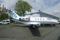 Photo: Delta Systems - Air (DSA), Cessna Citation, OK-DSJ