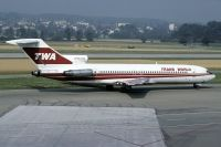 Photo: Trans World Airlines (TWA), Boeing 727-200, N64322