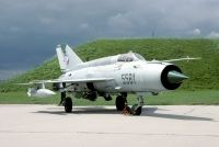 Photo: Czech Republic - Air Force, MiG MiG-21, 5581