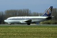 Photo: Olympic Airways/Airlines, Boeing 737-200, SX-BCC