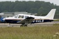 Photo: Private, Piper PA-28 Cherokee, G-GALB