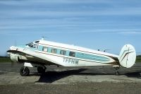 Photo: Untitled, Beech 18, TF-FHM