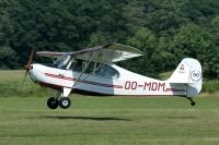 Photo: Private, Aeronca 7, OO-MDM